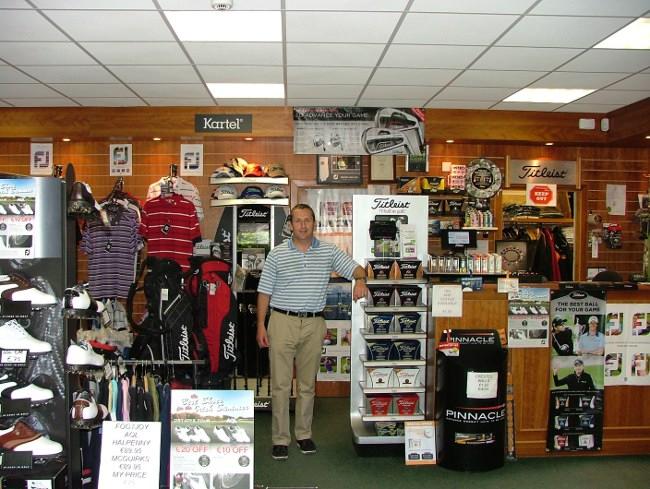 Bobby Kinsella & Pro Shop