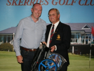 Captain's Prize (Peter Donnelly) 2017