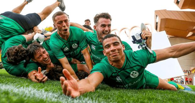 Hugo Lennox Ireland's Sevens